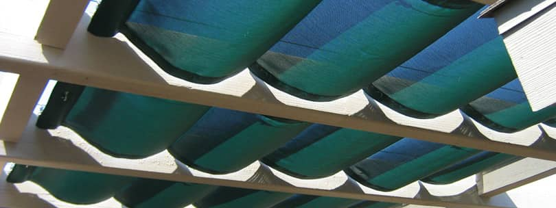 Pleated-Patio-Shade