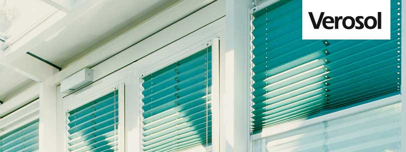 Verosol Pleated Blinds