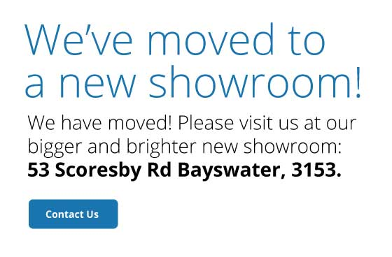 Moved To New Showroom
