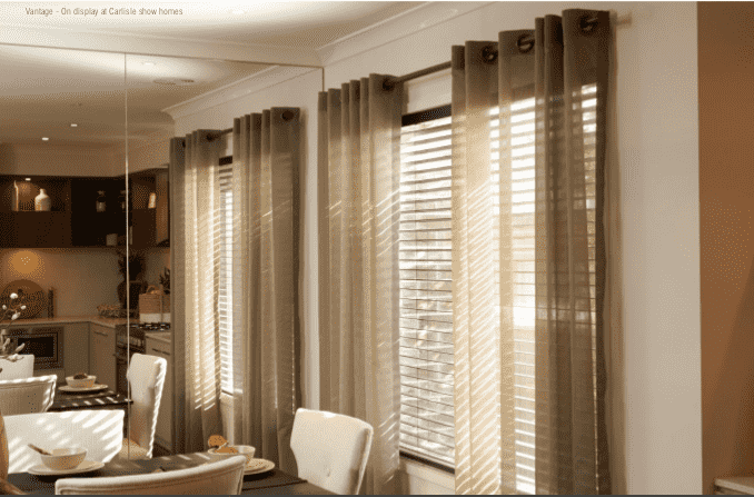 Vanda Curtains Curtain Rods And Accessories Blind Concepts